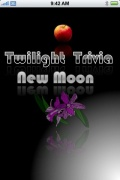 A Twilight Trivia - New Moon (Book 2) for iPhone