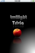 A Twilight Trivia - Twilight Movie and Book for iPhone