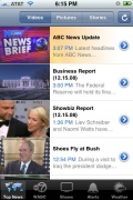 ABC News for iPhone