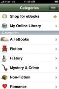 B&N eReader for iPhone
