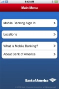 Bank of America - Mobile Banking for iPhone