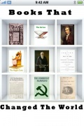 Books That Changed The World for iPhone