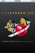 Calorie Tracker by LIVESTRONG.COM for iPhone