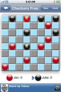 Checkers Free for iPhone