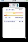 CheckPlease Lite - Tip Calculator for iPhone