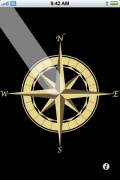 Compass Free for iPhone