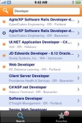 Jobs for iPhone