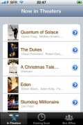 Movies for iPhone
