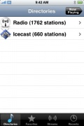 Radio for iPhone