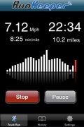 RunKeeper for iPhone