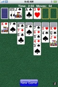 Solitaire for iPhone