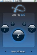 SportyPal for iPhone