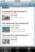 Trulia Real Estate Search for iPhone