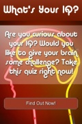 What's Your IQ? for iPhone