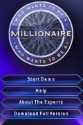 Who Wants To Be A Millionaire Lite for iPhone