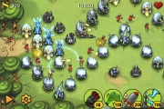 Fieldrunners for iPhone