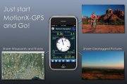 MotionX GPS for iPhone