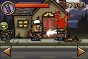 Zombieville USA for iPhone